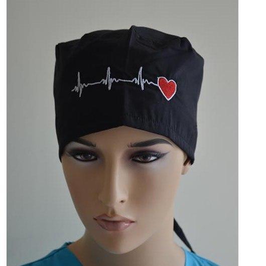 کلاه اتاق عمل ( کلاه جراحی )