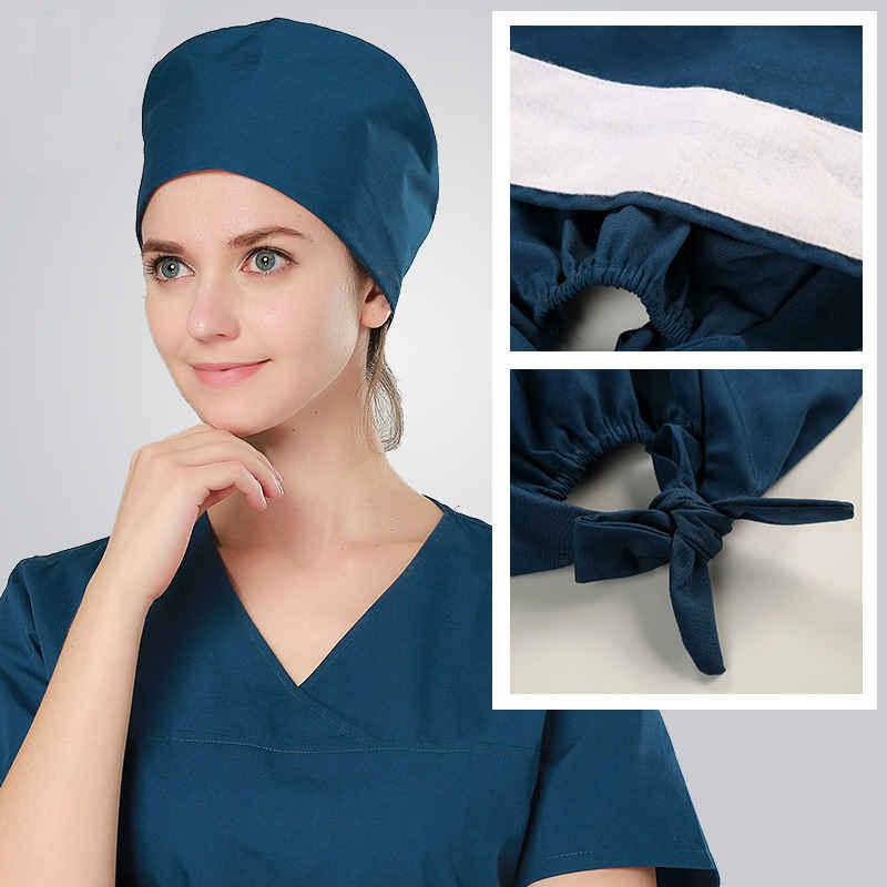 کلاه های پارچه ای اتاق عمل