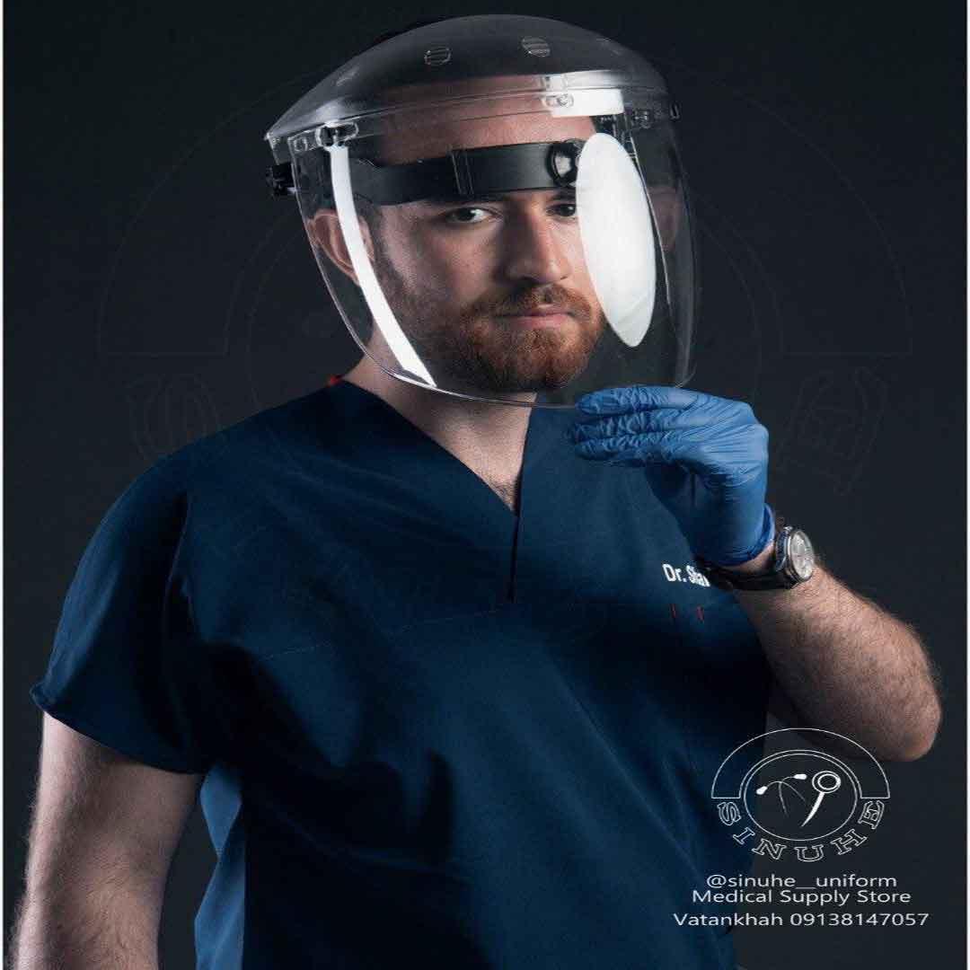 انواع حفاظ های چشم ( عینک ایمنی ، شیلد صورت)