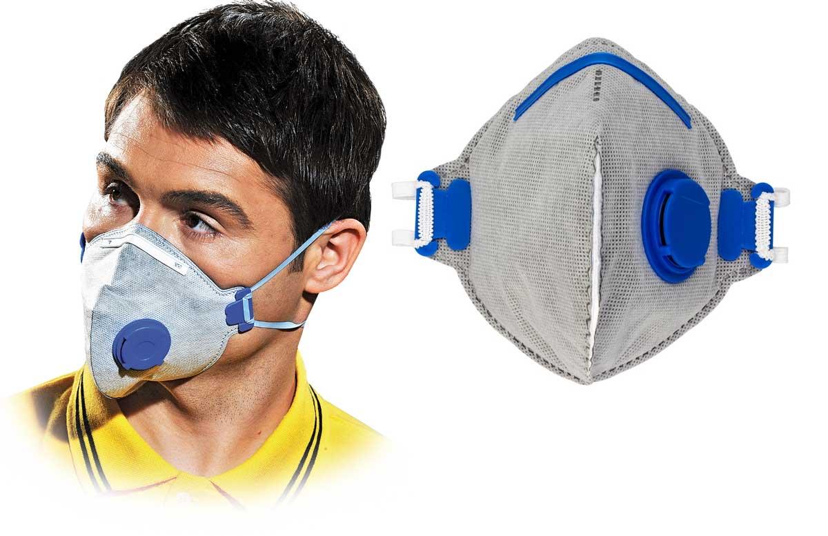 انواع ماسک  تنفسی و کاربرد آنها