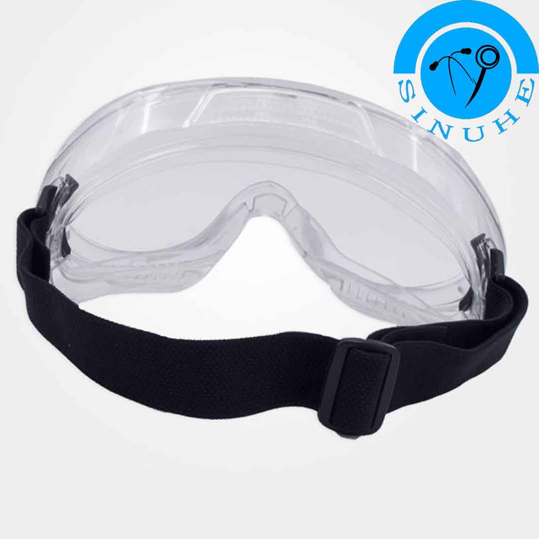 عینک محافظ غواصی (PVC)