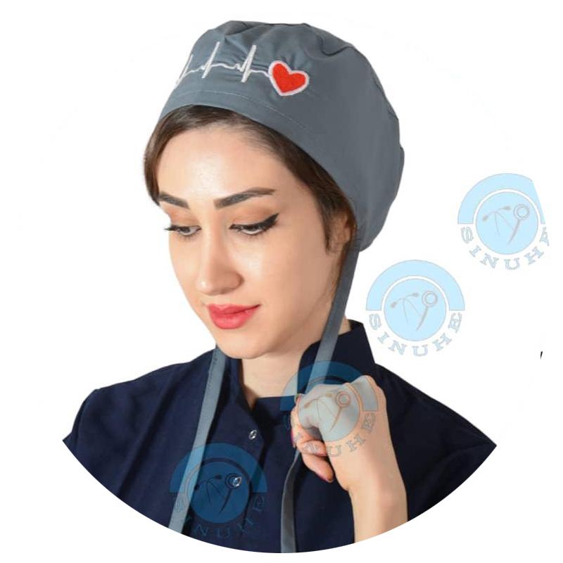 کلاه جراحی فیلی (طرح قلب)برند Owlet(کوچک)
